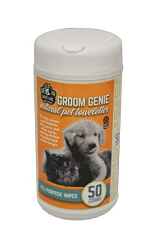 Multipet Groom wipes - $1.46 at Amazon