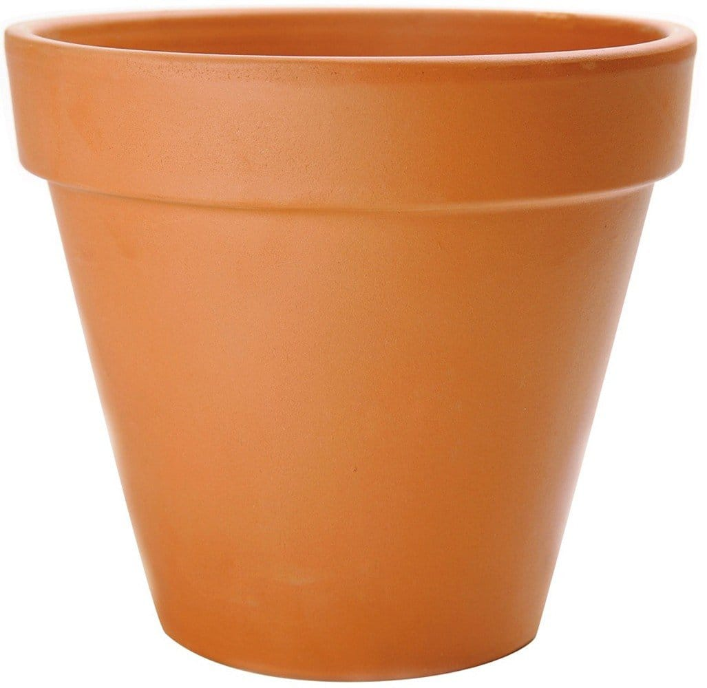 New England Pottery Standard Terra Cotta Pot - $0.38 at Amazon