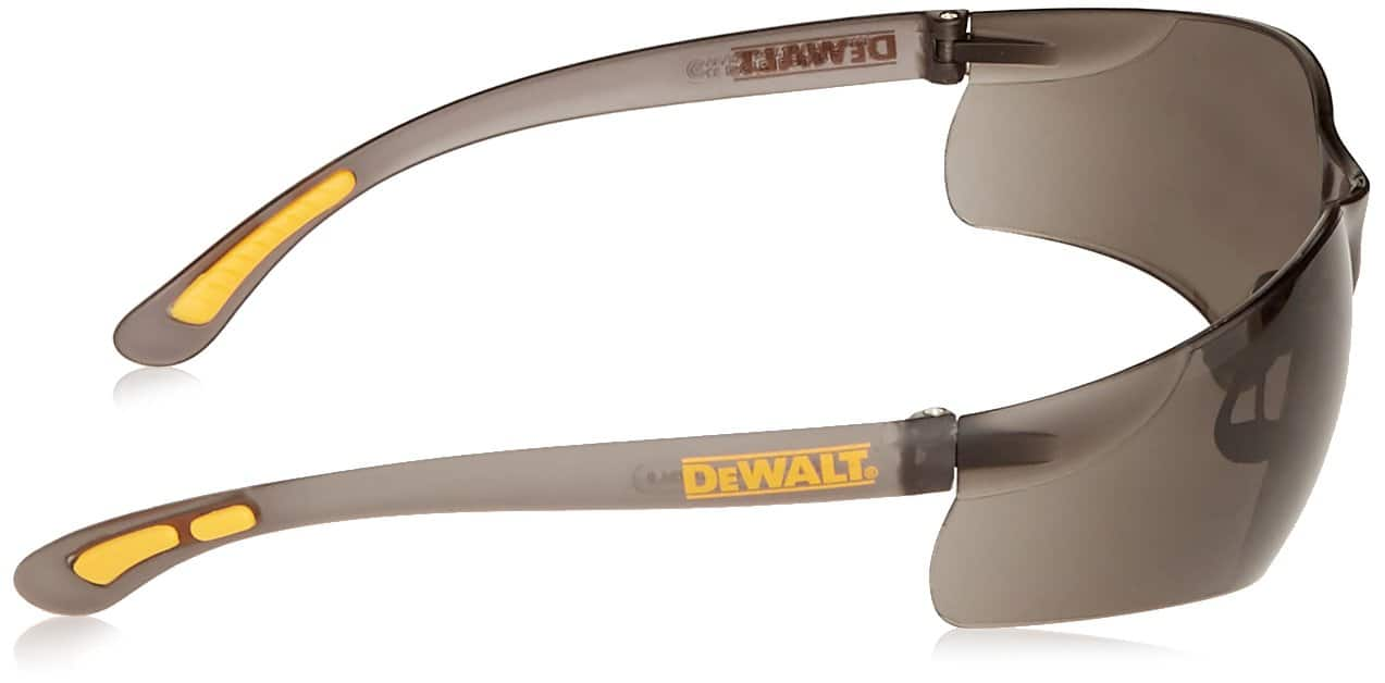 DeWalt Contractor Safety Glasses - starting at $2.78 + free shipping at Amazon