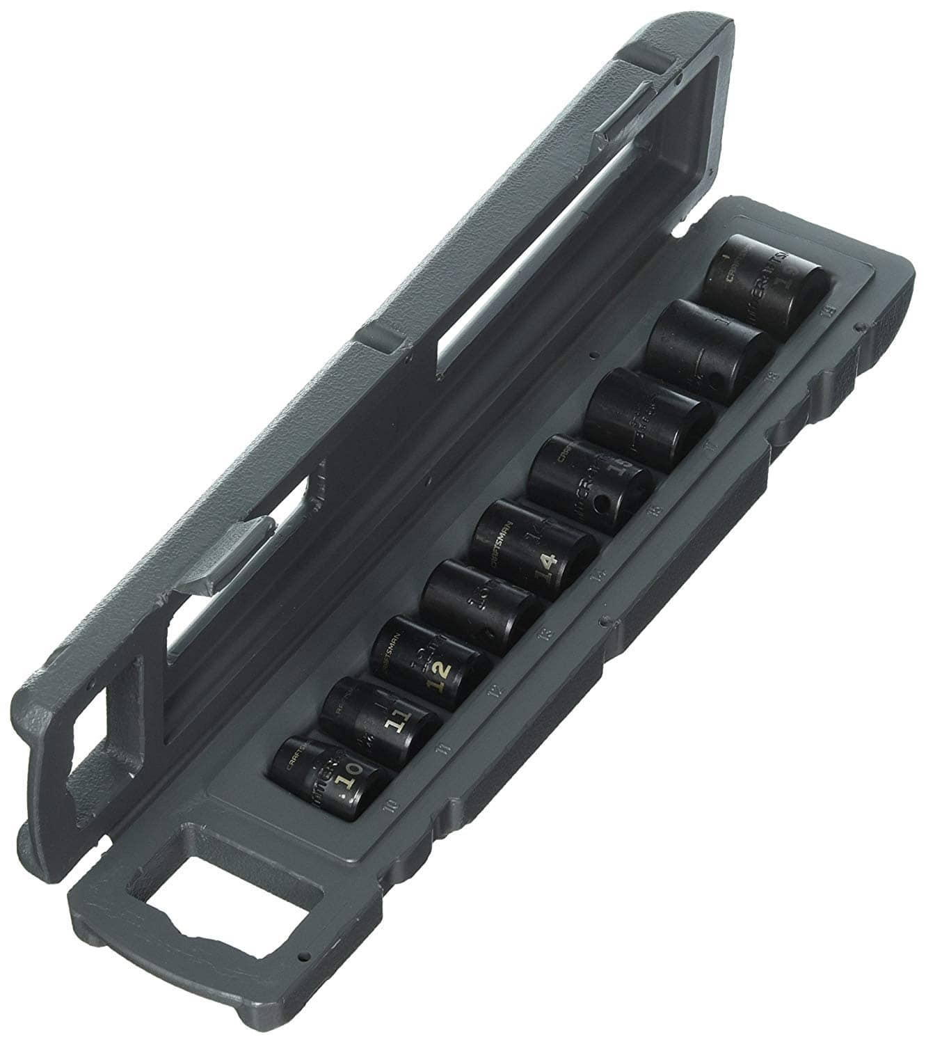 CRAFTSMAN 915881 9 Piece Impact Socket Set, 3/8 in. Drive Metric - $7.00 + free shipping with prime at Amazon