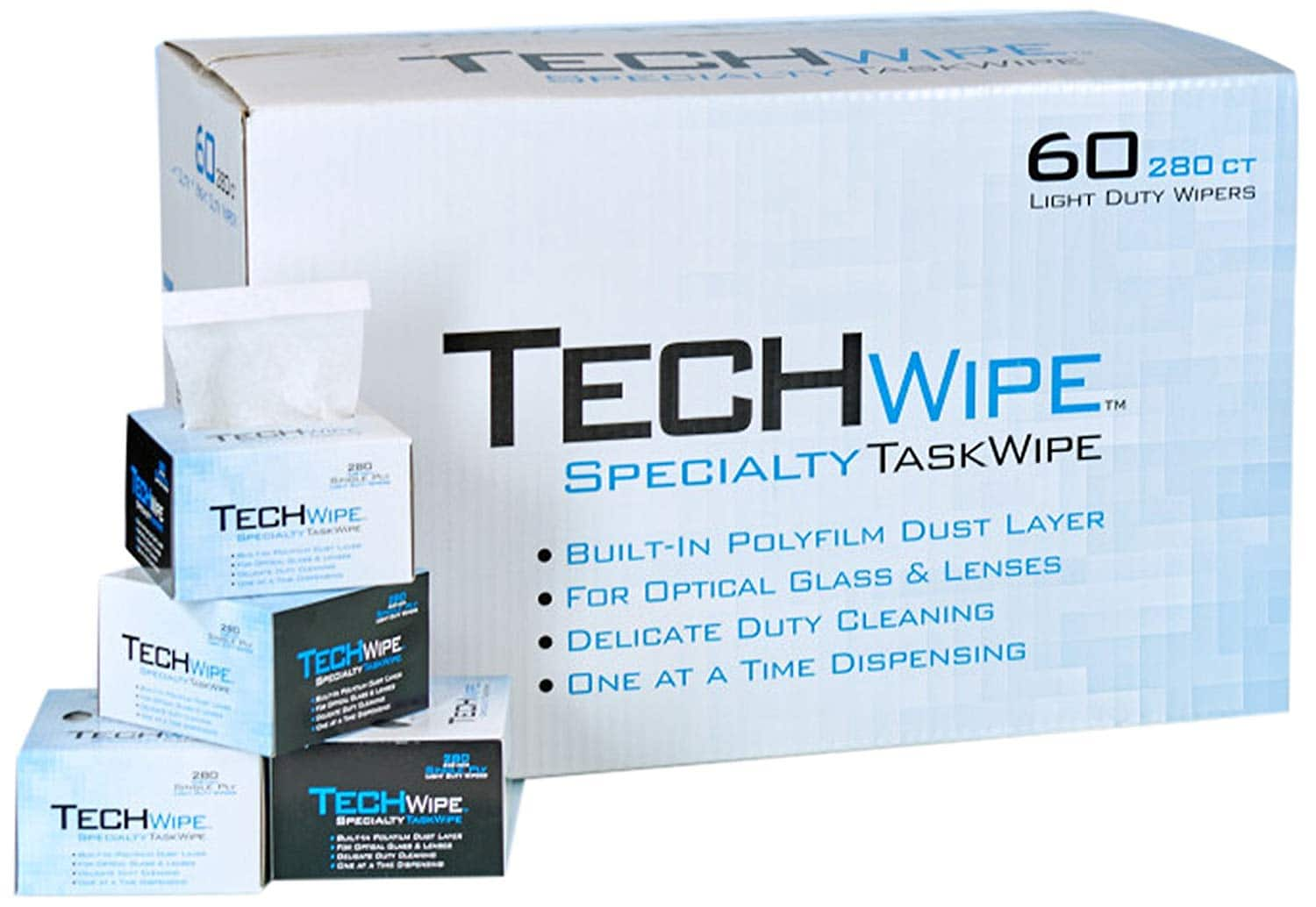 Berk Wiper Techwipes - Pack of 60,000 - $37.01 at Amazon with subscribe and save + free shipping with prime