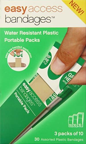 Easy Care Easy Access Bandage Plastic - $1.21 at Amazon
