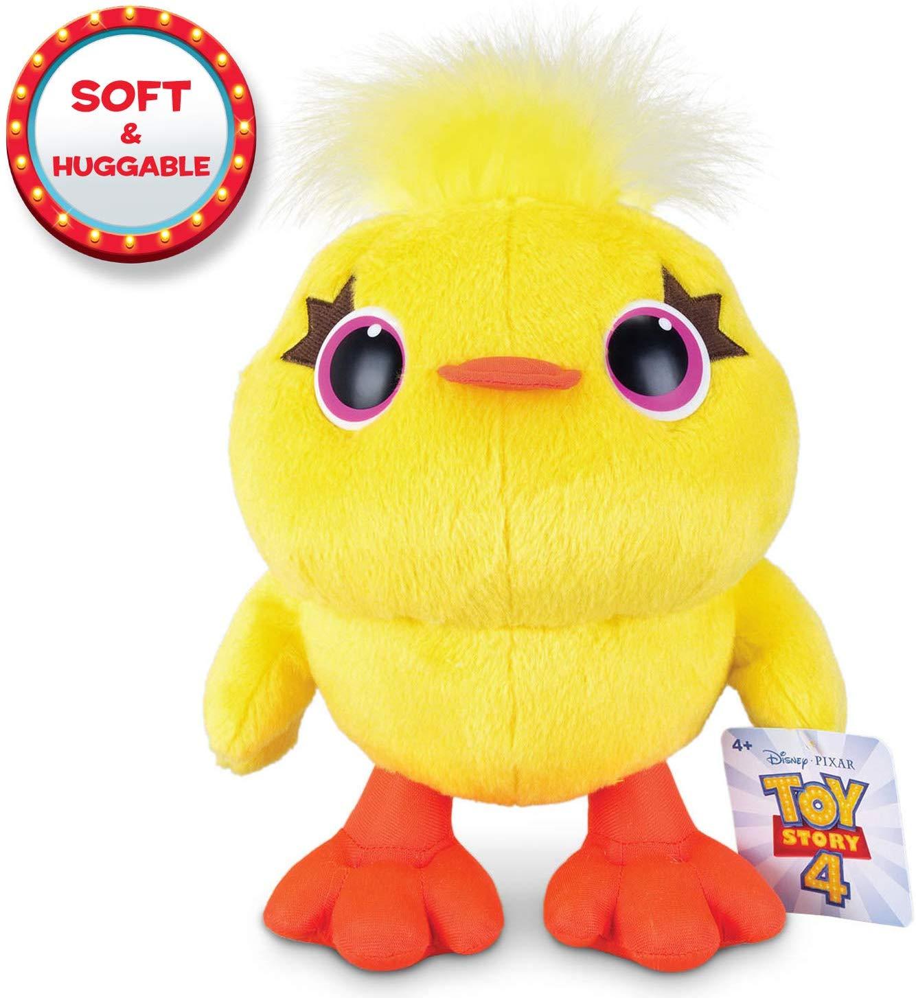 Toy Story Disney Pixar 4 Ducky Huggable Plush - $4.99 at Amazon [Limit 3]