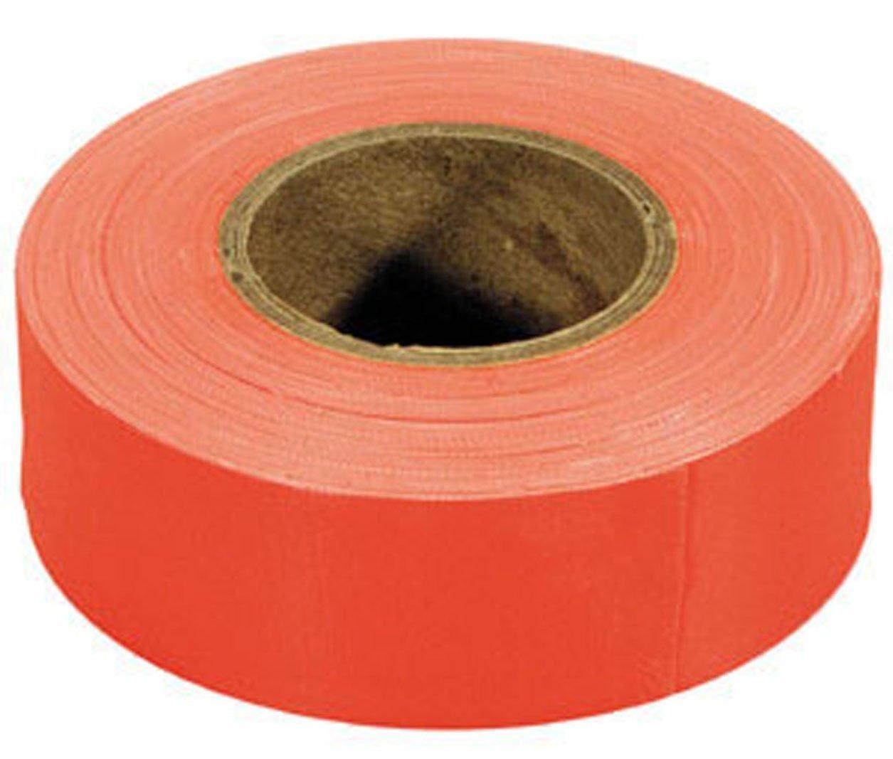 IRWIN Tools STRAIT-LINE Flagging Tape, 150-foot, Glo-Orange - $1.69 at Amazon