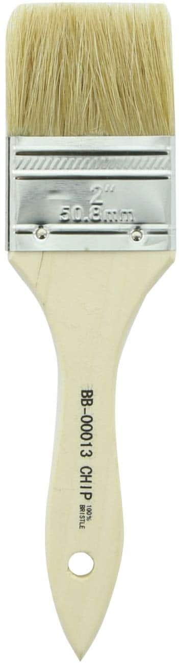 GAM 2-in. Single X Thick Chip Brush - $1.67 at Amazon