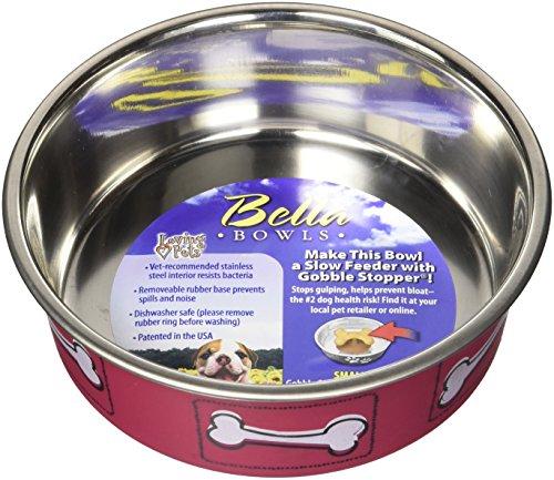 Loving Pets Coastal Bella Bowl - $1.48 at Amazon + free shipping with prime
