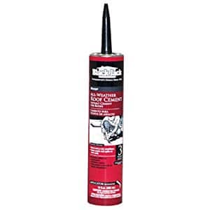 Gardner-Gibson 10-oz Wet Patch Roof Cement Cartridge - $2.48 at Amazon + free shipping with prime