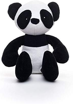 "Bears For Humanity Organic Panda Animal Pals Plush Toy, Black, 20"" - $13.00 at Amazon  free shipping with prime"