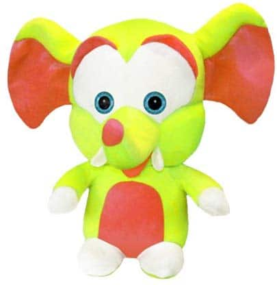ToySource Peanut The Elephant Collectible Toy (3 ft. 3 in. tall) - Yellow - $17.27 at Amazon + free shipping with prime