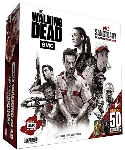 Cryptozoic Entertainment Walking Dead No Sanctuary Survivor Tier - $9.98 at Amazon + free shipping with prime