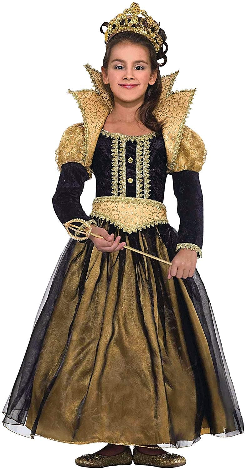 Forum Novelties Children's Costume - Renaissance Princess - Small - $13.69 at Amazon + free shipping with prime