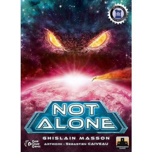 Stronghold Games Not Alone Board Game - $13.69 at Amazon + free shipping with prime