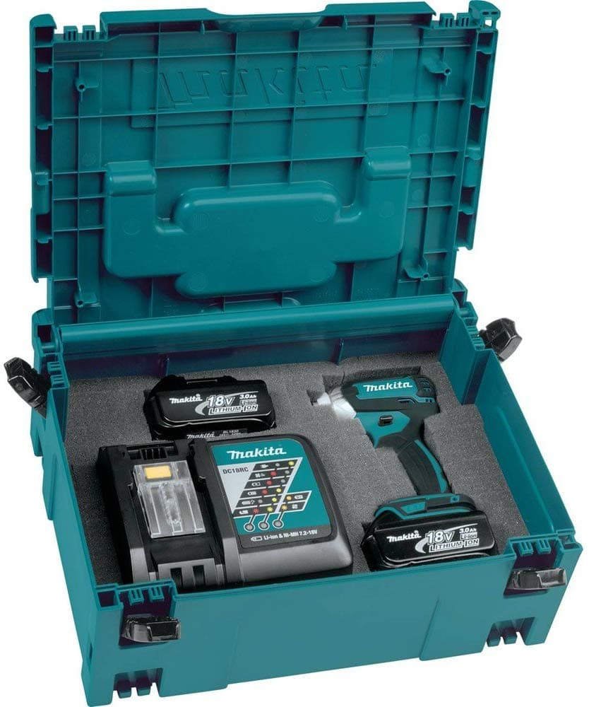 Makita Interlocking Cases ($19), Foam ($8), Contractor Tool Bags ($9-16) - at Amazon + FS with Prime $7.95