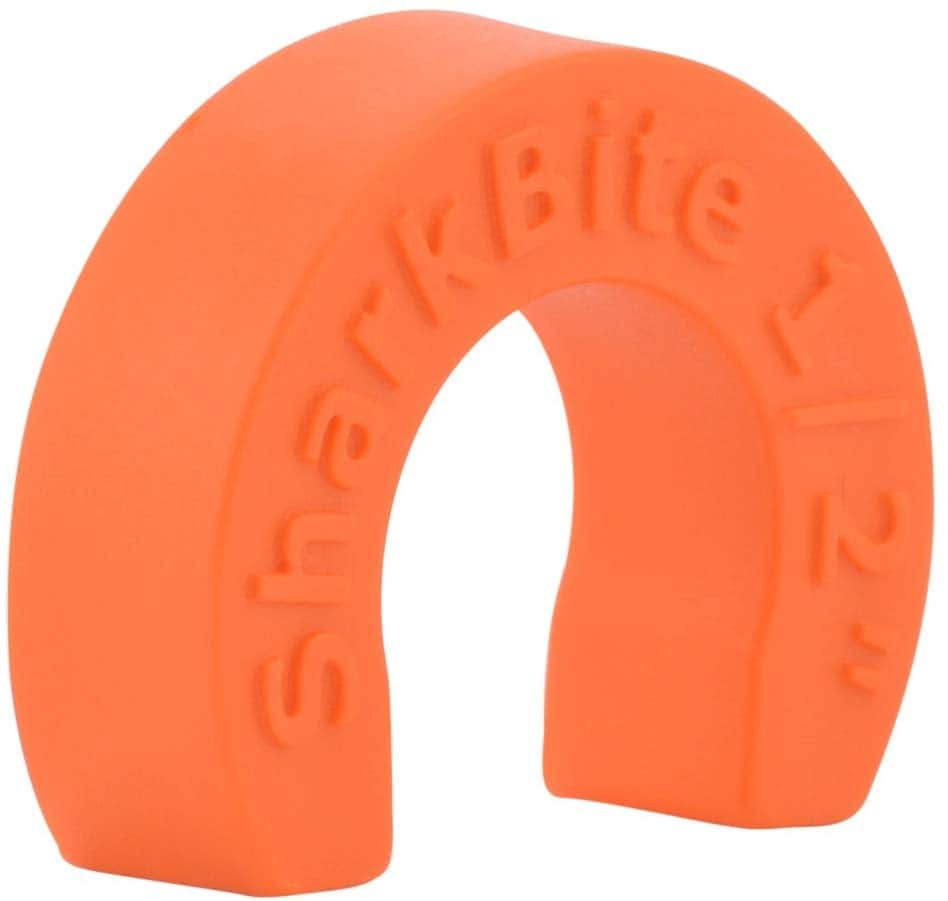 SharkBite 1/2 Inch Disconnect Clip, Push To Connect Fittings, SharkBite Fitting Removal Tool - $1.86 at Amazon + FS with Prime