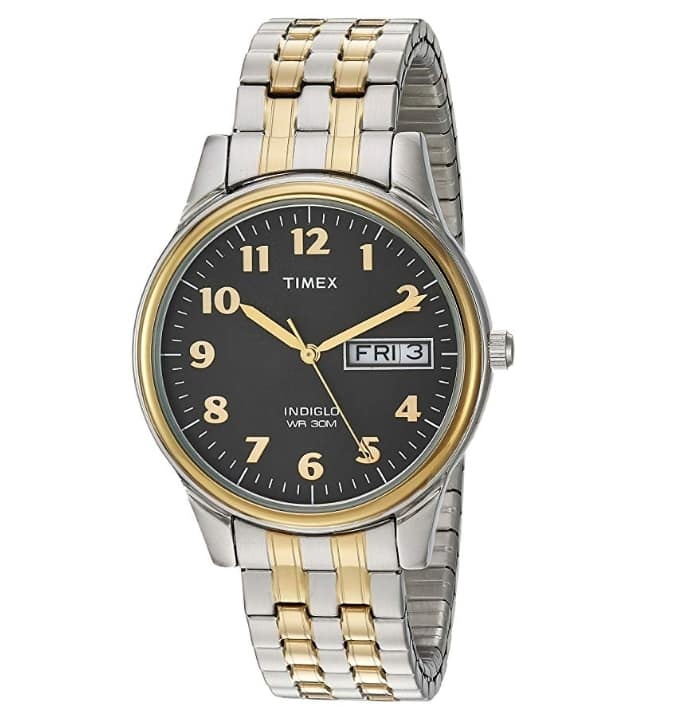 Timex Men's Charles Street Watch - $11.00 at Amazon + FS with Prime
