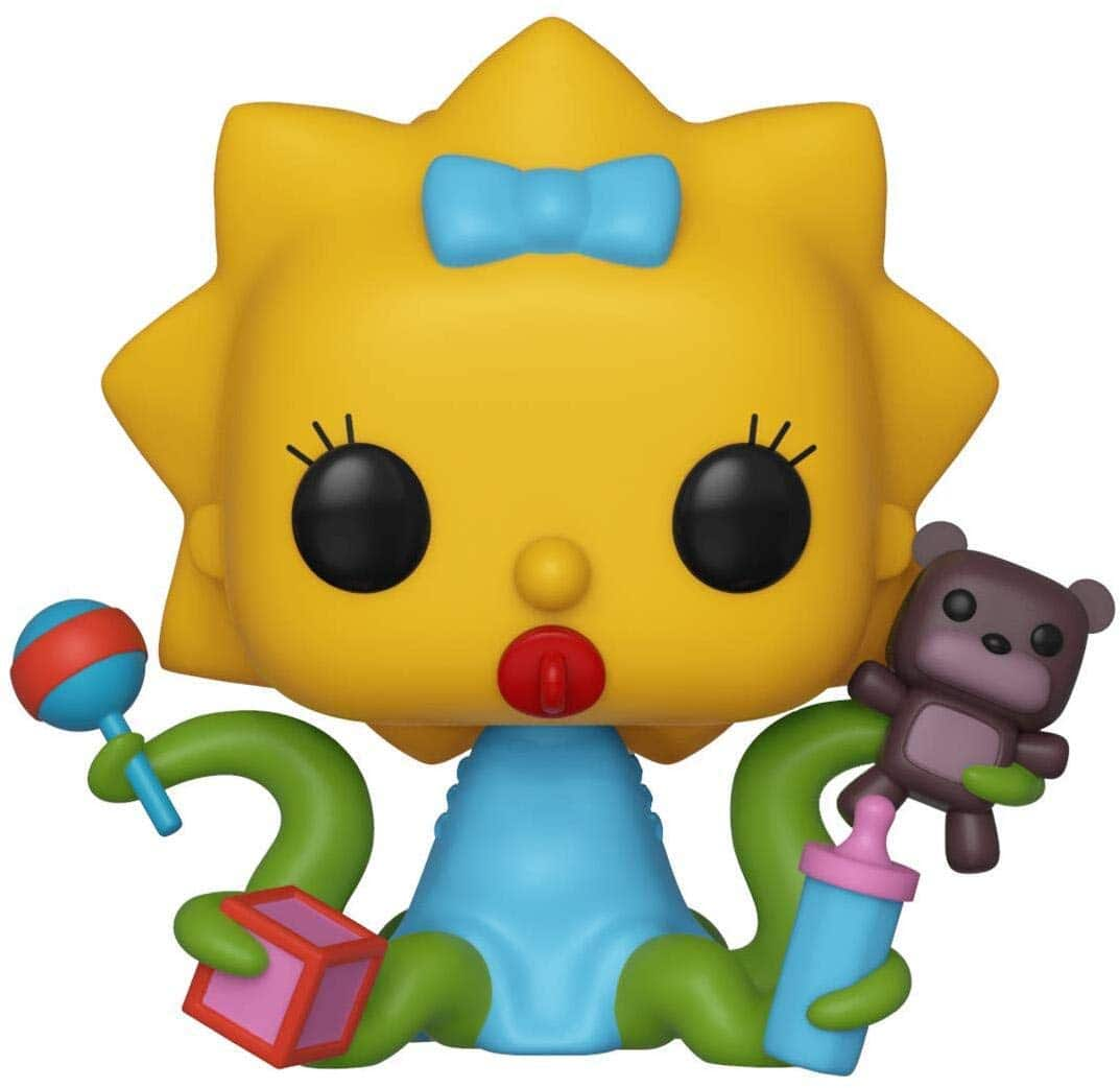 Funko Pop! Animation: Simpsons - Alien Maggie - $3.99 at Amazon + FS with Prime