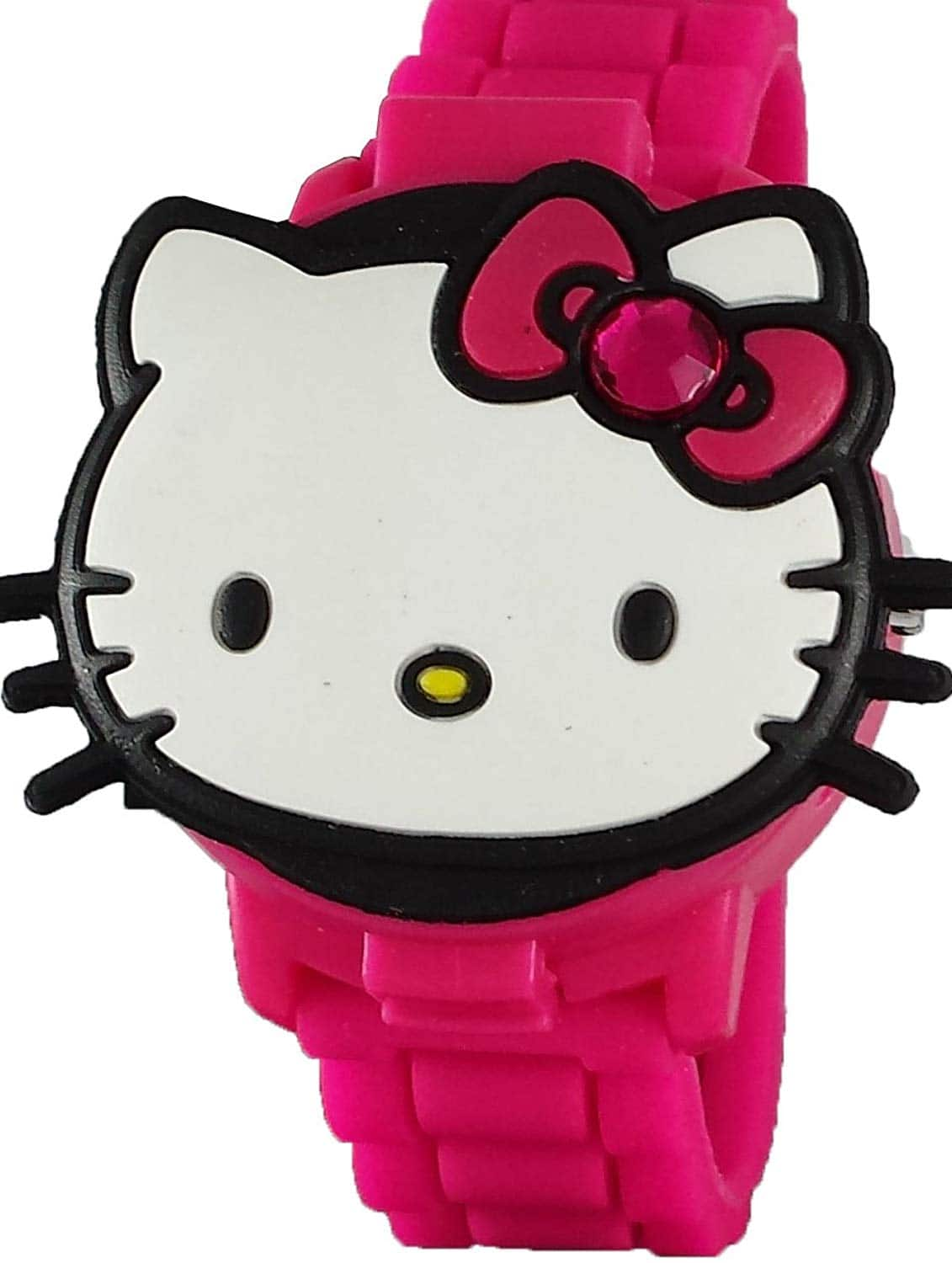Hello Kitty Girls Watch - $1.00 at Amazon + FS with Prime
