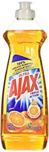 Ajax Triple Action Dish Liquid Orange, 12.6oz - $0.89 at Amazon + FS with Prime