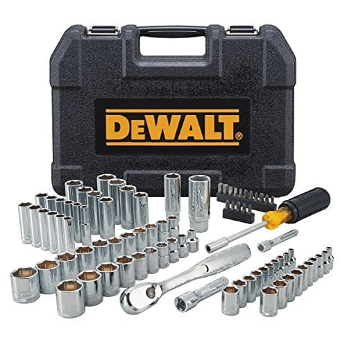 DEWALT Mechanics Tool Set, 84-Piece (DWMT81531) - $49.00 at Amazon + FS with Prime