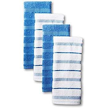 KitchenAid Asteroid Kitchen Towel Set, Set of 4- $11.99 at Amazon + FS with Prime
