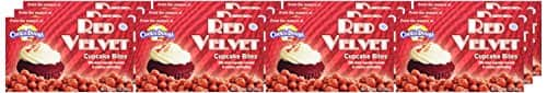 Pack of 12 boxes - Cookie Dough Bites, Red Velvet Cupcake, 3.1 Ounce - $6.52 at Amazon + FS with Prime (or less w/ subscribe and save)