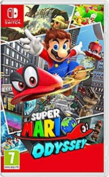 Super Mario Odyssey and more $41.99