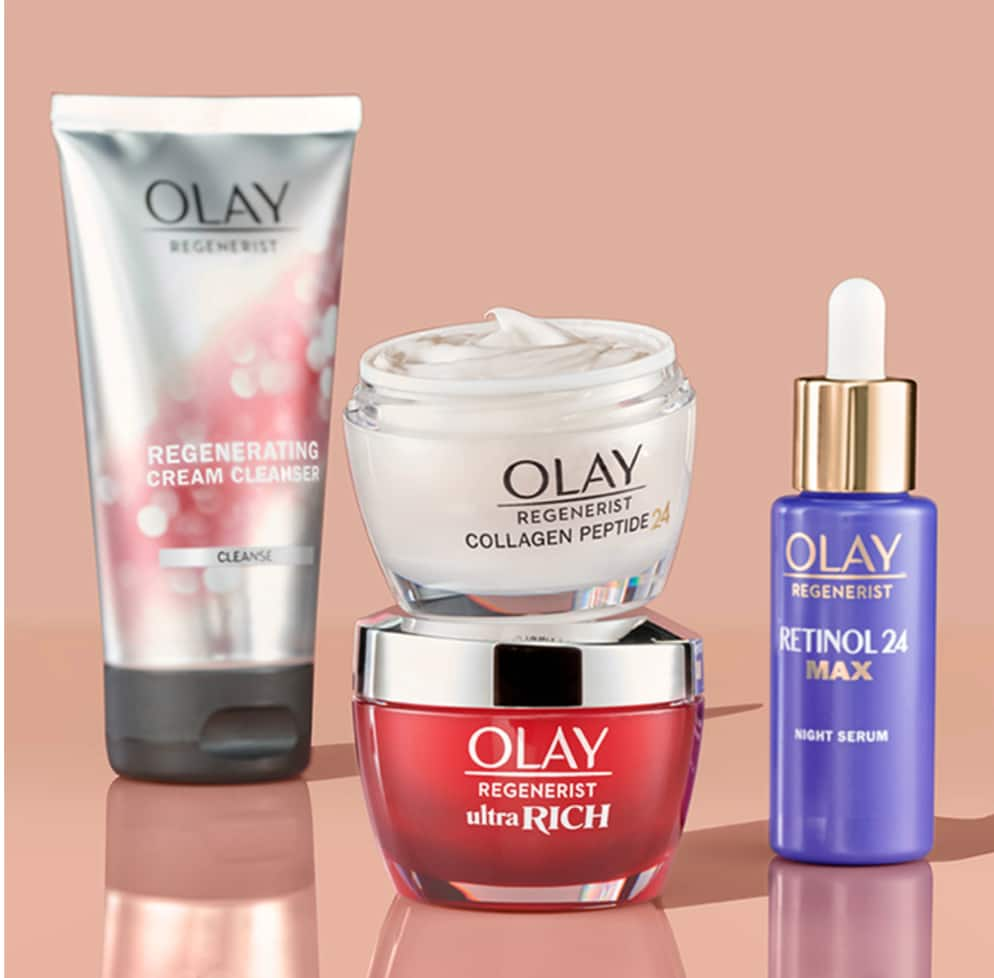 Olay Mother's Day Gift Set Bright & Firming + 15% SD Cashback (PC Req'd) Starting at $55 + Free Shipping