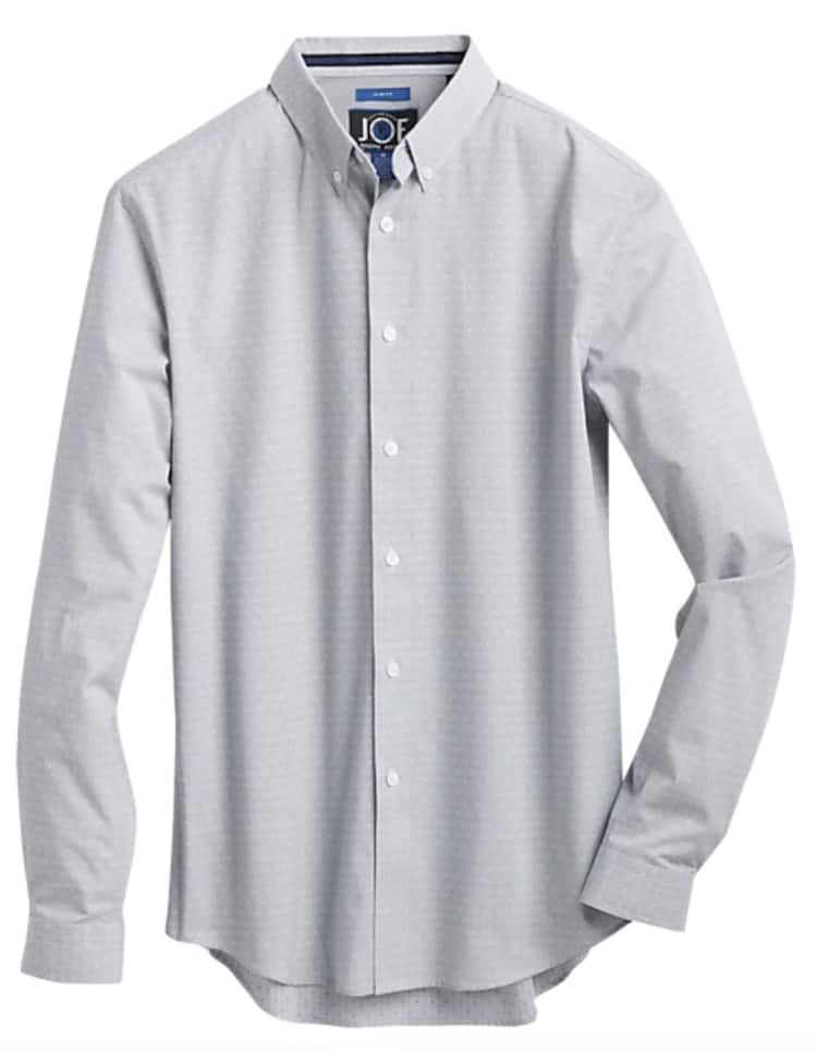Men's Wearhouse Up to 85% Off: Bow Tie Dress Shirts + Free Shipping