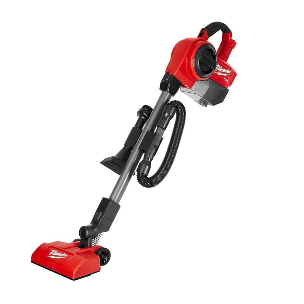 Hackable with 5.0ah promo Milwaukee M18 FUEL 18-Volt Lithium-Ion Brushless 0.25 Gal. Cordless Jobsite Vacuum (Tool-Only)-0940-20 - $117.16 at Home Depot