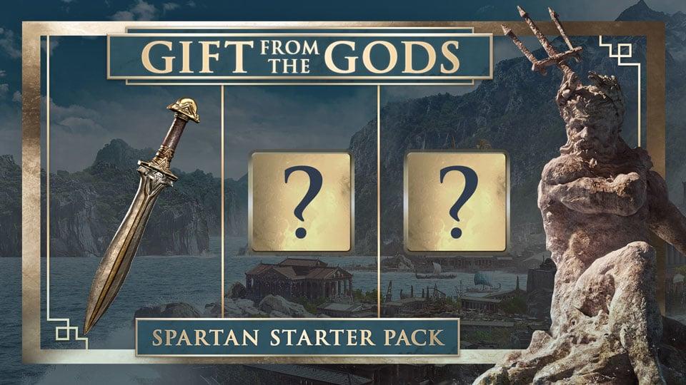 Assassin's Creed Odyssey Spartan Starter Pack DLC - Slickdeals net