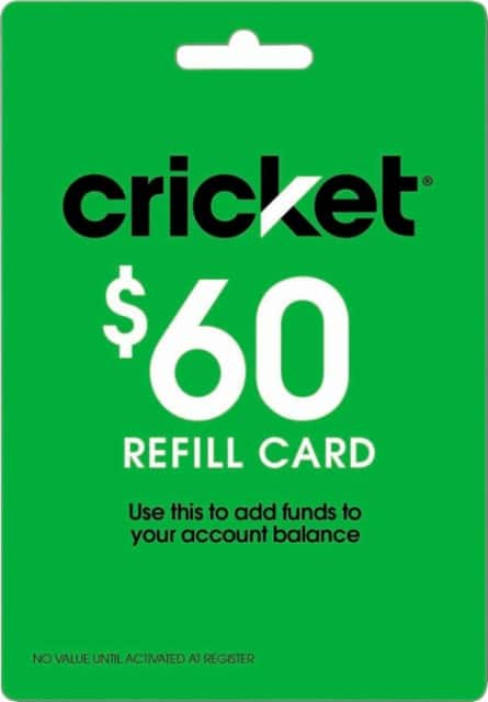 Cricket Wireless @ Best Buy:  4 SIM Cards + 3 MONTHS of Unlimited Data for 4 LINES  for $260+ Tax