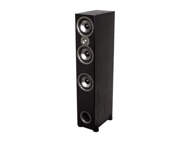 Polk Audio Monitor60 Series II Floorstanding Loudspeaker (Black) $89.99