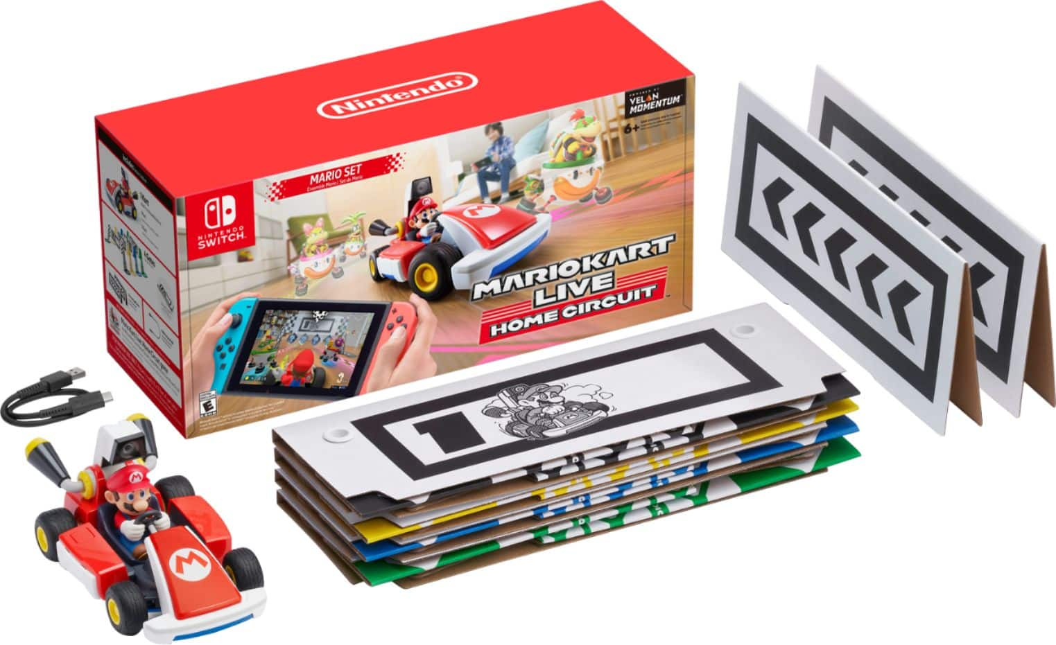 Mario Kart Live Home Circuit BACK IN STOCK $99.99