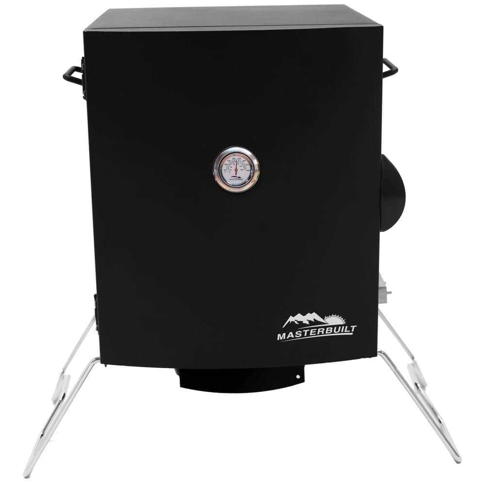 Masterbuilt 2-Rack Portable Electric Smoker with Rib Rack $64.98 +Free Standard S&H, tax in most states