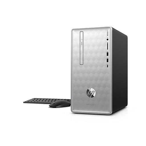 HP Pavilion Desktop 590-p0070, Intel Core i7-8700, 12GB RAM, 1TB HDD, Win 10 $619.99