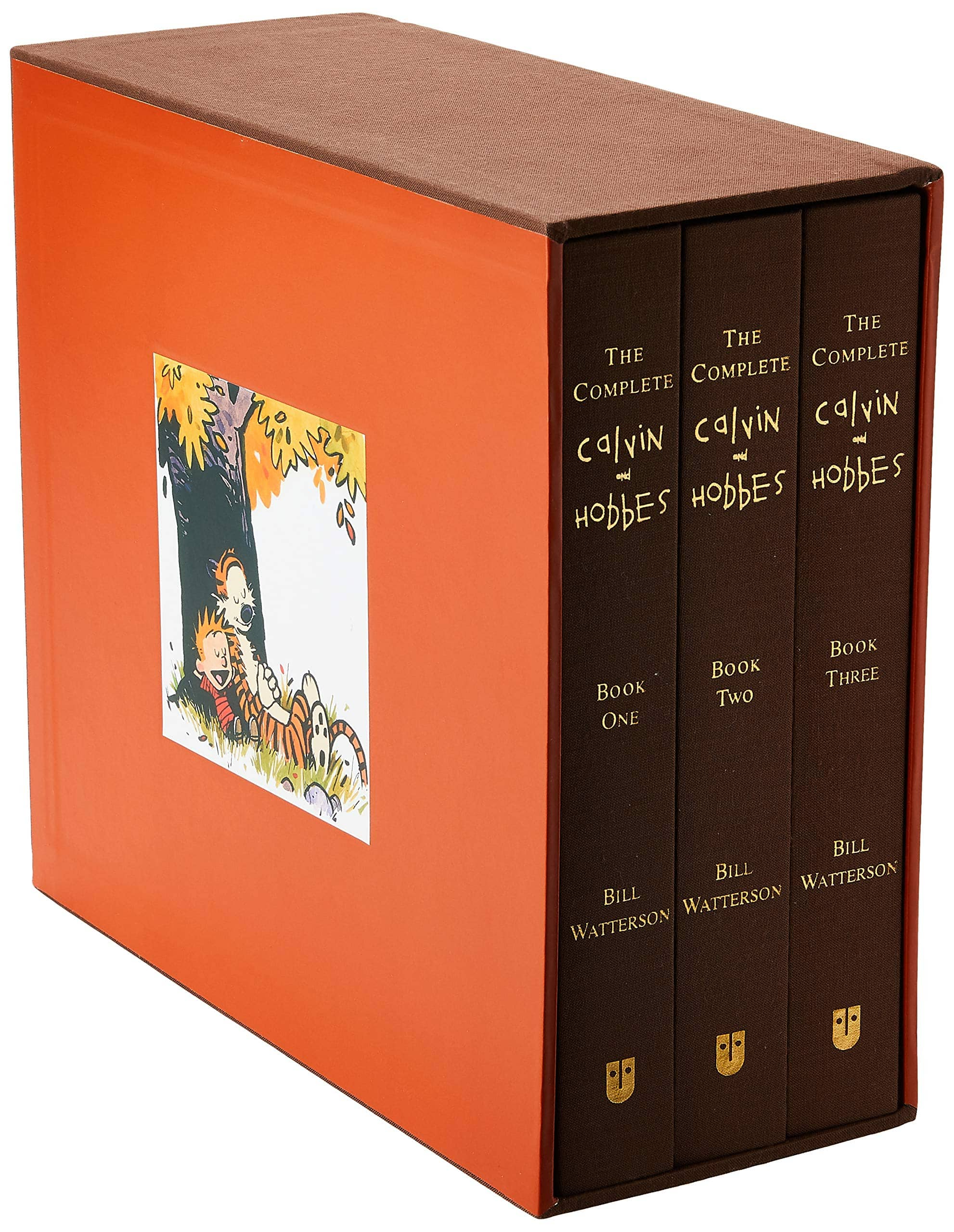 The Complete Calvin and Hobbes [Box Set] Hardcover $65.99