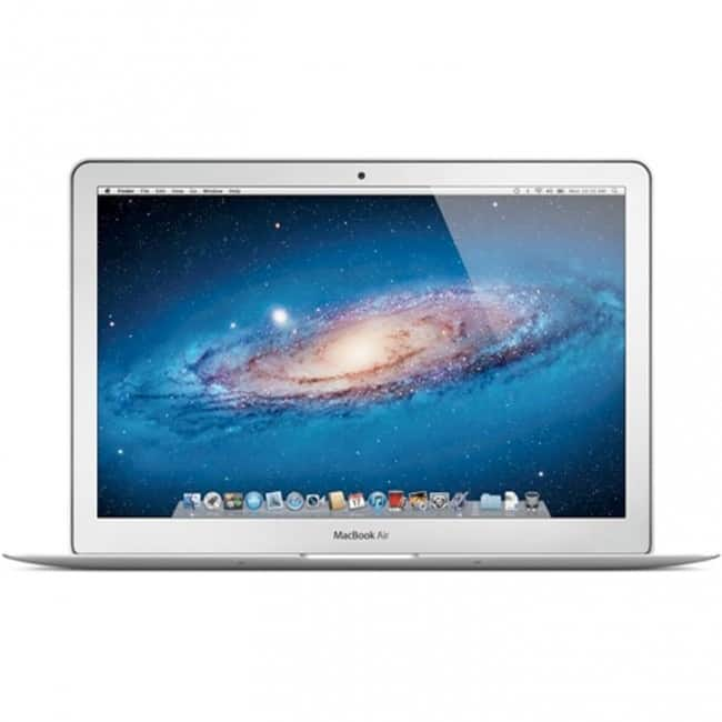 "Apple MacBook Air Core i5-2467M Dual-Core 1.6GHz 2GB 64GB SSD 13.3"" LED Notebook $399.99"