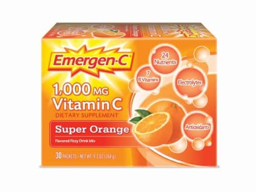 Emergen-C Super Orange, 30-Count 6.47 with 15% S&S