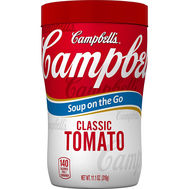 Campbell's Tomato Soup To Go 8pk @ Amazon $4.55