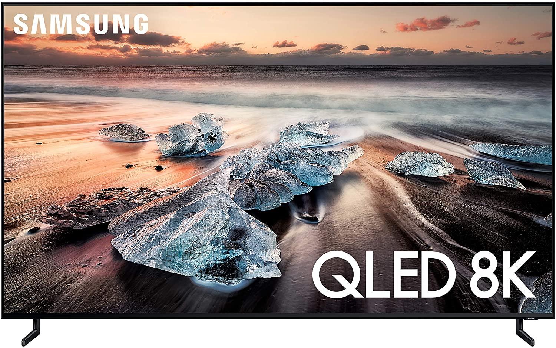 "Samsung 65"" Q900 QLED 8K 7680x4320 HDR 120Hz-Native Smart TV FS $2297.99"
