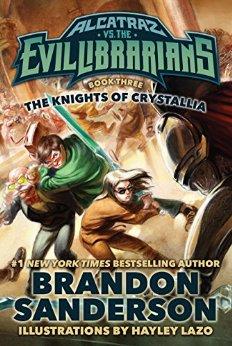 Alcatraz vs. the Evil Librarians series ebooks 1-4 $2.99 each (author Brandon Sanderson)