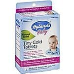 Hyland's Natual Baby Line - Teething Gel, Baby Vitamin C, and Baby Cold Medicine $3.50 - $5.71 @ Amazon 20% off Coupon + S&S + FS