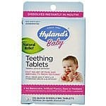 Hyland's Baby Teething Tablets 135 Count $5.43 @ Amazon with 20% Coupon