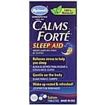 Hyland's Calms Forte Natural Sleep Aid 300 Count - $15.57 @ Amazon with 20% Coupon + FS w/ Prime