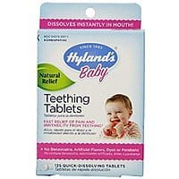 Amazon Deal: Hyland's Baby Teething Tablets 135 Count $5.43 @ Amazon with 20% Coupon