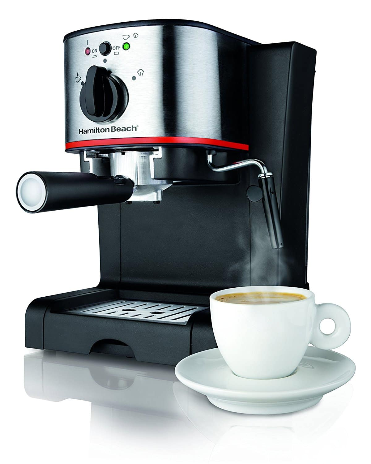 Hamilton Beach Espresso Machine $44 + Free Shipping