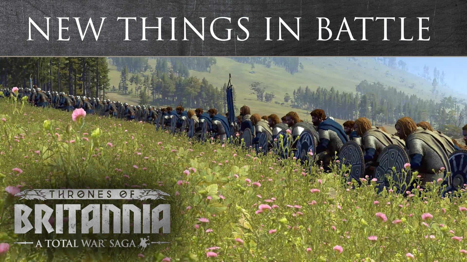 Total War Thrones of Britannia 35.99 for Pre order on steam $35.99