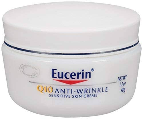Prime Day - Eucerin  Q10 Anti-Wrinkle Face Creme 1.7 Ounce $5.71