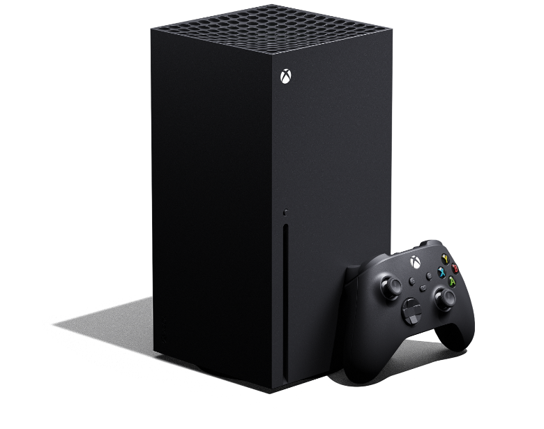 XBOX SERIES X available for order on xbox.com