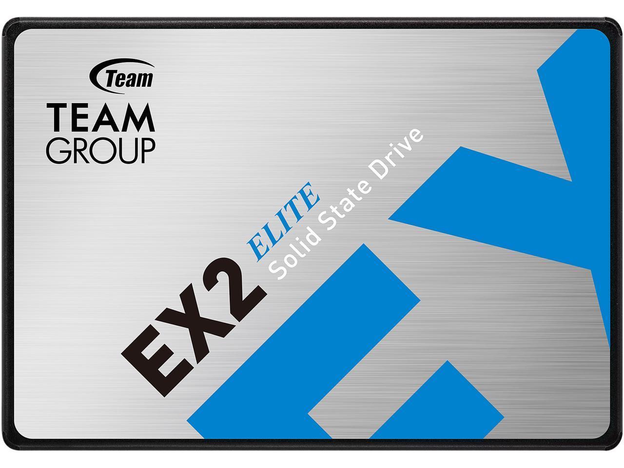 "512GB Team Group EX2 2.5"" SSD @Newegg $46 $46.99"